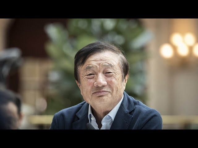 Exclusive interview of Huawei founder Ren Zhengfei: Technological competition is peaceful game