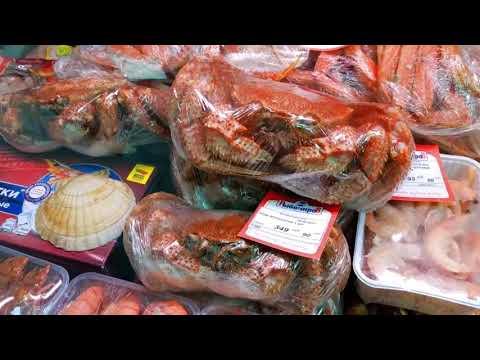 Цены на продукты в Приморском крае
