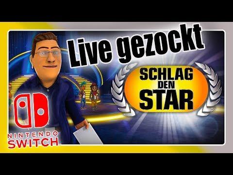 🔴Live gezockt: Schlag den Star – Das Spiel Nintendo Switch