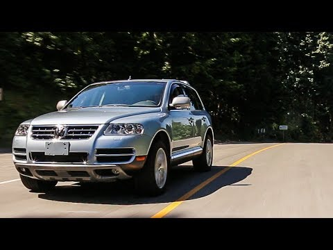 More Torque Than a GTR | Volkswagen Touareg Twin Turbo V10 TDI