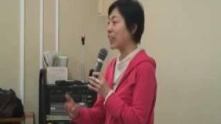 2011/03/20 鎌仲ひとみさんの話.