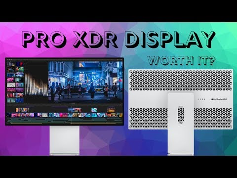 Should you get the Pro XDR Display by Apple?
