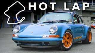 Porsche 911 Reimagined by Singer - Hot Lap: What An Engine Noise! | Carfection 4K