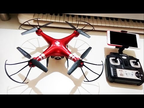 X52HD RC Drone RTF Unboxing & Flight [ Limited Edition ] 2018 Mp3