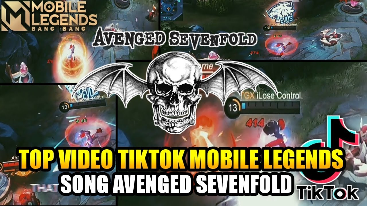 Avenged savenfold - A little piece of heaven | Tiktok ML 2021