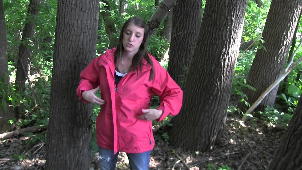 cac3681174 Camping Gear- White Sierra Trabagon Rain Jacket - 50campfires - YouTube