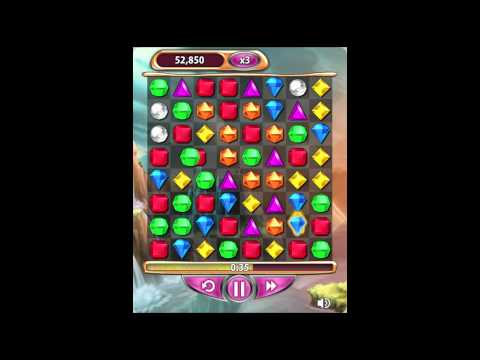 Facebook Bejeweled Blitz Two Hypercubes in One Move Using ZET!