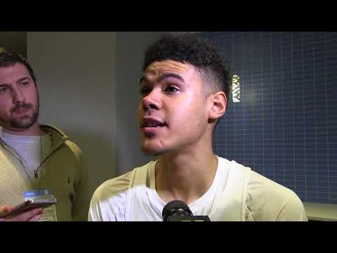 ICTV: Cam Johnson on his Impact in First UNC-Duke Game