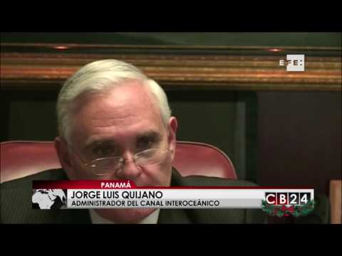 Administrador del Canal de Panamá asegura que ya se cancelaron los montos por reclamos en ampliación