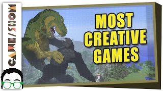Top 7 Creative Videogames | Game/Show | PBS Digital Studios