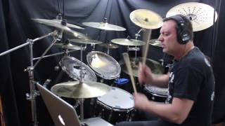 Motörhead Rock Out Drum Cover