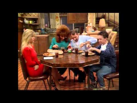 Al Bundy against the French - Married With Children