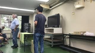 西成炊き出し伝道 ロバートと - Captured Live on Ustream at http://ww...