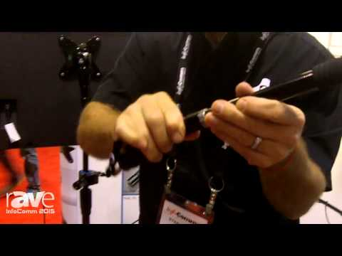 InfoComm 2015: Triad-Orbit Demonstrates the New Double Boom 02X With Ball Joint System