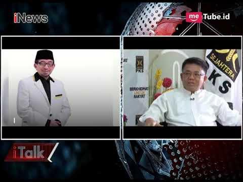 Presiden PKS Ungkap Hasil Negosiasi Koalisi Partai Pendukung Prabowo Part 01 - iTalk 03/08