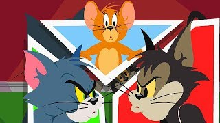 Tom And Jerry Chasing Jerry / Cartoon Games Kids TV