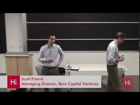 Harvard i-lab   Scott Friend & Brett Garrett: Disruption in Retail: Big Data