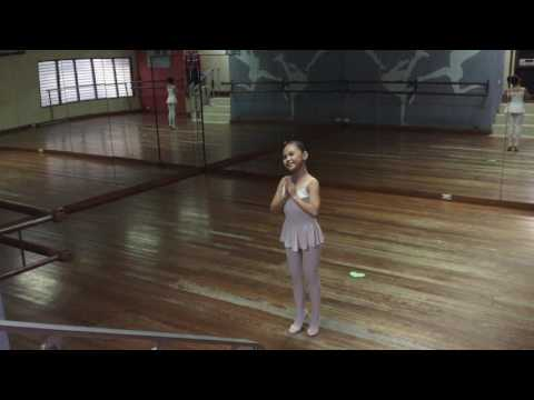 SPOTLIGHT: PRIVATE CLASS with JULIENNE