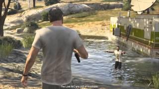 Grand Theft Auto 5 Walkthrough Part 11: Mr. Philips