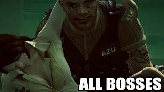Dead Rising 2: Off The Record - All Bosses (With Cutscenes) HD 1080p60 PC