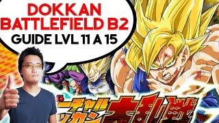 Guide DOKKAN BATTLEFIELD (beta2) : réussir niveau 11 à 15 thumbnail