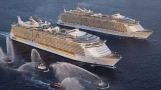 Größtes Kreuzfahrtschiff der Welt: Allure of the seas - Schiffstour - Royal Caribbean