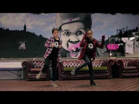 Born4Dance - Abonsam Choreography