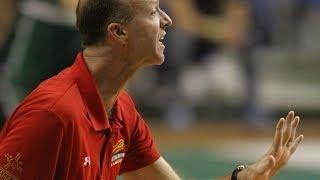 Coach Scott Fields Anthony Tolliver - Sean Rooks - Ryan Andrus