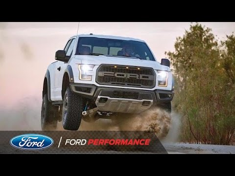 High-Performance Off-Road Pick-Up | F-150 Raptor | Ford Performance