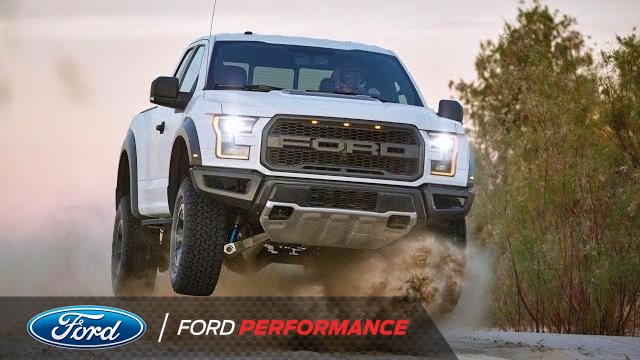 High-Performance Off-Road Pick-Up   F-150 Raptor   Ford Performance - YouTube