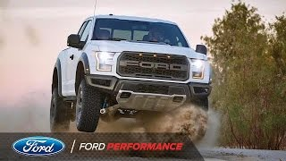 High-Performance Off-Road Pick-Up | F-150 Raptor | Ford Performance(It's one thing to describe the capabilities and features of the all-new 2017 Ford F-150 Raptor – the toughest, smartest, most capable F-150 Raptor ever., 2016-05-02T16:10:04.000Z)