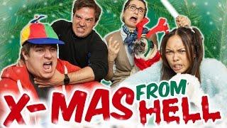Wie Weihnachten wirklich ist! | Vorstellung Vs. Realität | #TubeMas