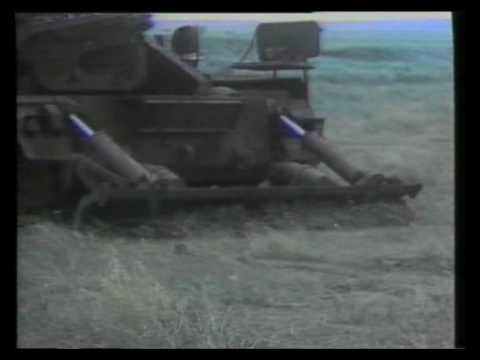 M110 8 inch (203 mm) Self-Propelled Howitzer