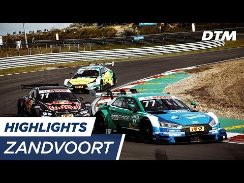 DTM Zandvoort 2017 - Extended Highlights #ThrowbackThursday