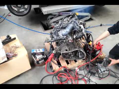 hqdefault vw cr140 engine 2010 running standalone youtube Ford Wiring Harness Kits at gsmx.co