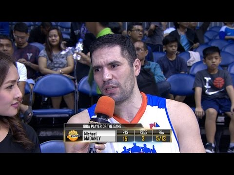 Best Player: Michael Madanly | PBA Governor's Cup 2016