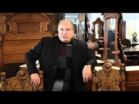 Nader Agha Talks Antiques.