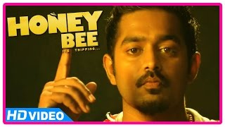 Honey Bee Malayalam Movie | Scenes | Asif Ali Shooting Song Sequence | Bhavana | Baburaj