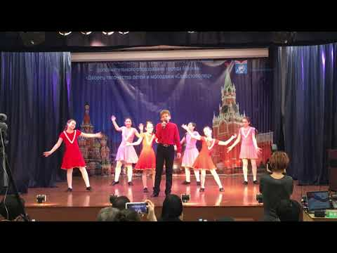 Детский музыкальный театр «Златоцвет» , песня «По-барабану!»
