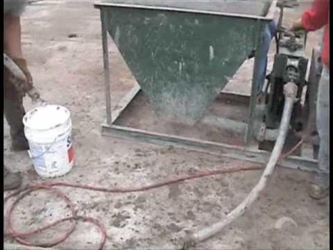 Monolithic Concrete Pumps Youtube