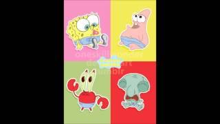 Spongebob - Weil ich ein Burgerbrater bin