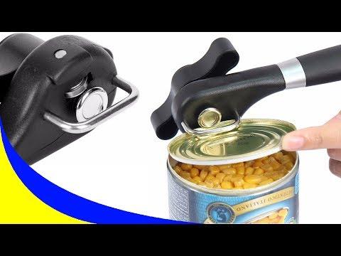Прикольная открывашка для консервов с AliExpress (консервный нож)
