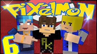 [FR] Pixelmon - Ep.6 : MALOSSE !!!!!!!!! :D | En multi w/ Akira, SwipZx & Nishun