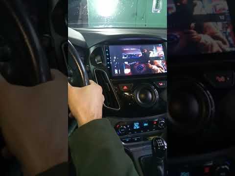 Обновление мультимедийная система на андроид  Ford фокус 3