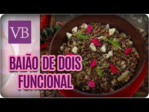 Baião de Dois Funcional - Você Bonita (28/03/17)