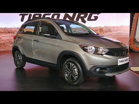 Tata Tiago NRG Walkaround Review | Hindi | MotorOctane