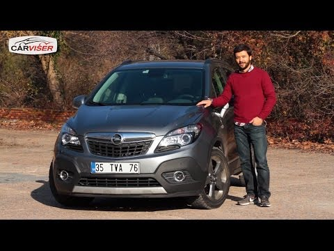 Opel Mokka Test Sr Review English subtitled