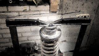 Ремонт заднего амортизатора, но все таки замена;)