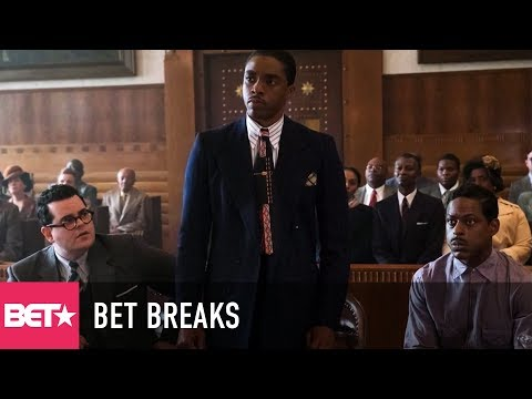 Download Youtube: 'Marshall' Drops In Theaters - BET Breaks