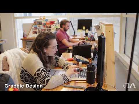Cleveland Institute of Art: Graphic Design